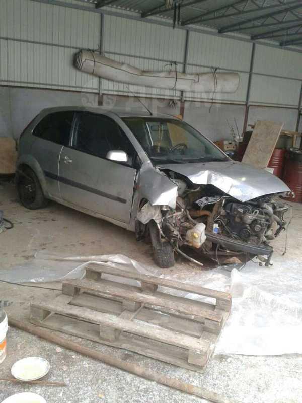 Ford Fiesta, 2007 год, 80 000 руб.