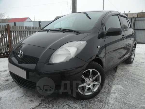 Toyota Yaris, 2008 год, 285 000 руб.