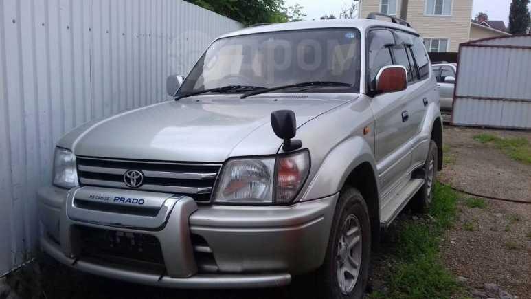 Toyota Land Cruiser Prado, 2002 год, 600 000 руб.