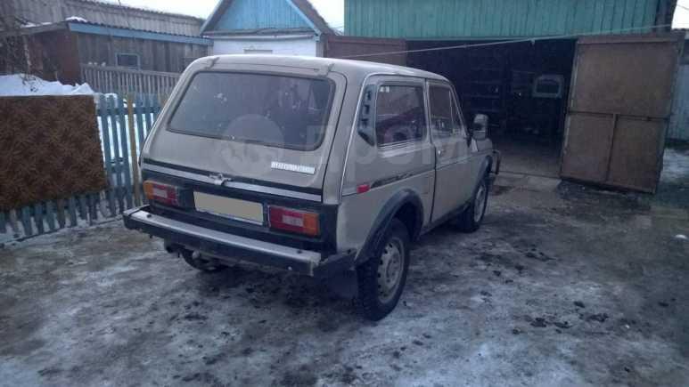 Лада 4x4 2121 Нива, 1986 год, 55 000 руб.