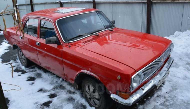 ГАЗ 24 Волга, 1992 год, 75 000 руб.