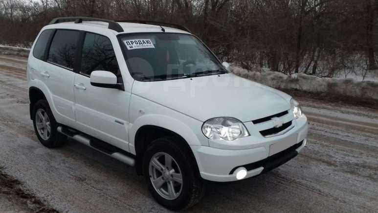 Chevrolet Niva, 2014 год, 475 000 руб.