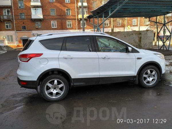 Ford Kuga, 2014 год, 1 160 000 руб.