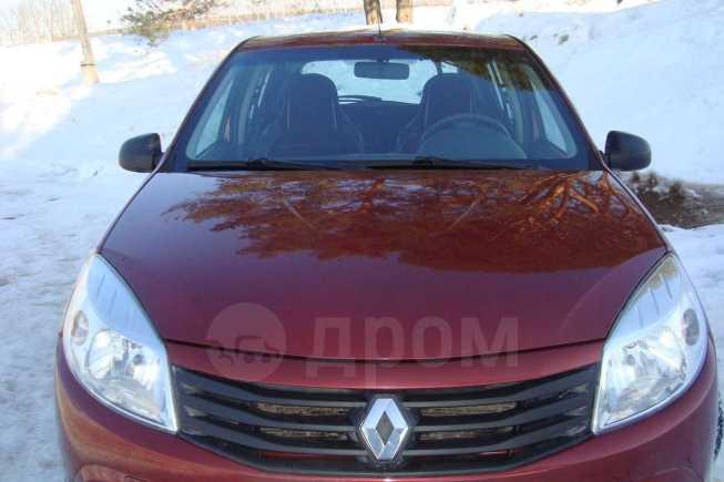 Renault Sandero, 2011 год, 375 000 руб.