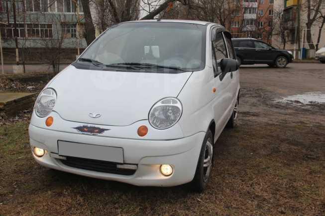 Daewoo Matiz, 2013 год, 210 000 руб.
