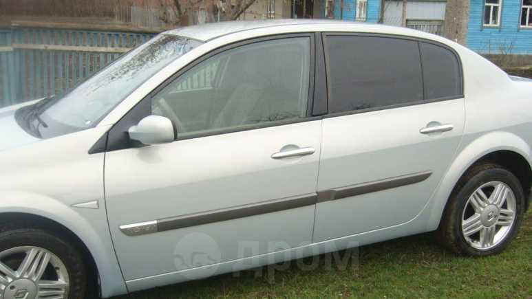 Renault Megane, 2004 год, 215 000 руб.