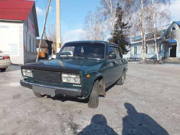 Лада 2105, 2007 год, 120 000 руб.