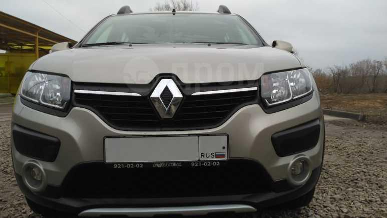 Renault Sandero Stepway, 2015 год, 530 000 руб.