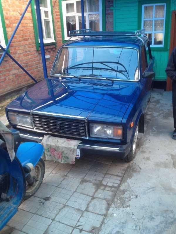 Лада 2107, 2008 год, 160 000 руб.