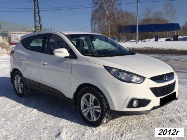 Hyundai ix35, 2012 год, 735 000 руб.