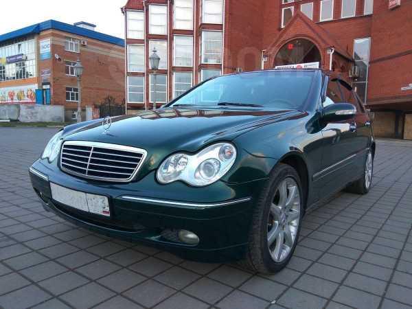 Mercedes-Benz C-Class, 2003 год, 417 000 руб.