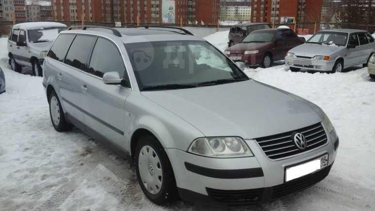 Volkswagen Passat, 2001 год, 195 000 руб.
