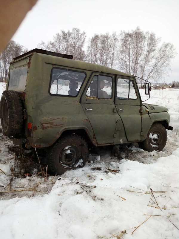 УАЗ 469, 1987 год, 26 000 руб.