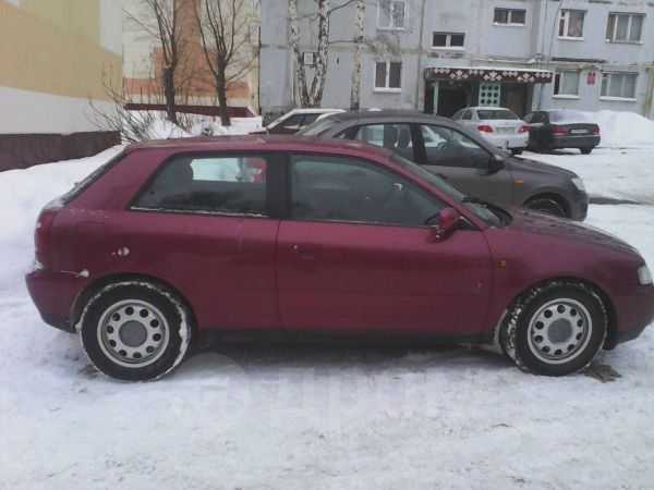 Audi A3, 2001 год, 135 000 руб.