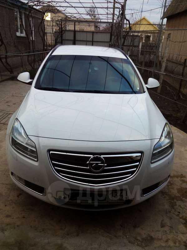 Opel Insignia, 2012 год, 660 000 руб.