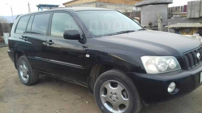 Toyota Kluger V, 2002 год, 620 000 руб.