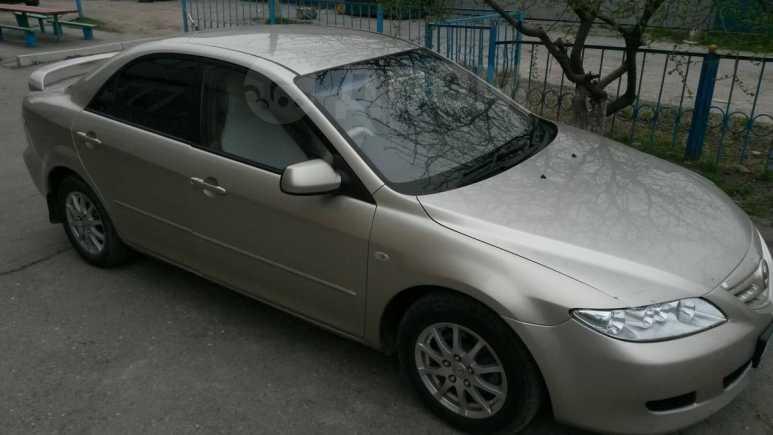 Mazda Mazda6, 2003 год, 220 000 руб.