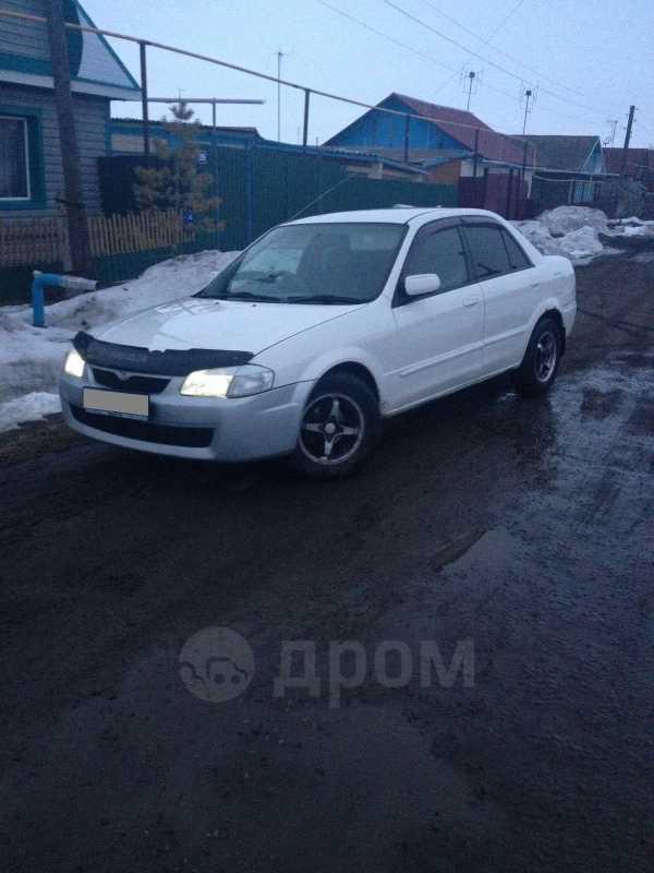 Mazda Familia, 1998 год, 118 000 руб.