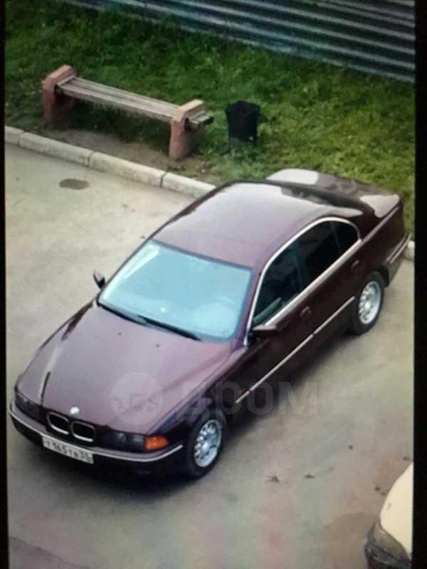 BMW 5-Series, 1998 год, 375 000 руб.