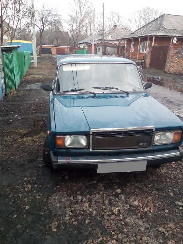 Лада 2107, 2004 год, 52 000 руб.
