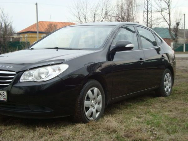 Hyundai Elantra, 2010 год, 437 000 руб.