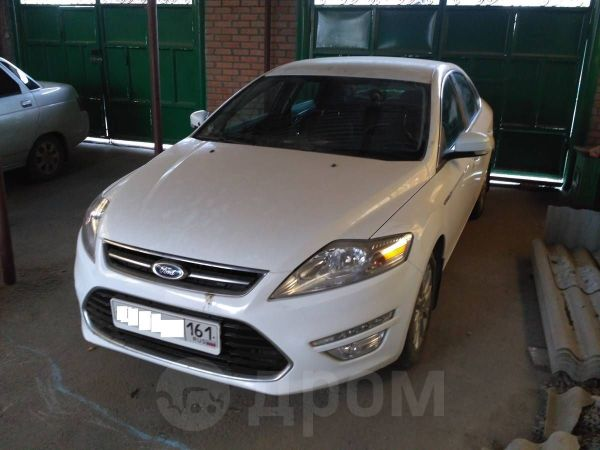 Ford Mondeo, 2011 год, 585 000 руб.