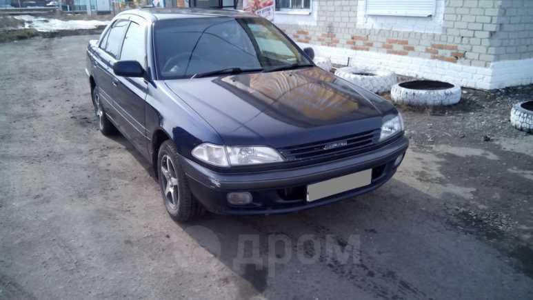Toyota Carina, 1997 год, 159 000 руб.