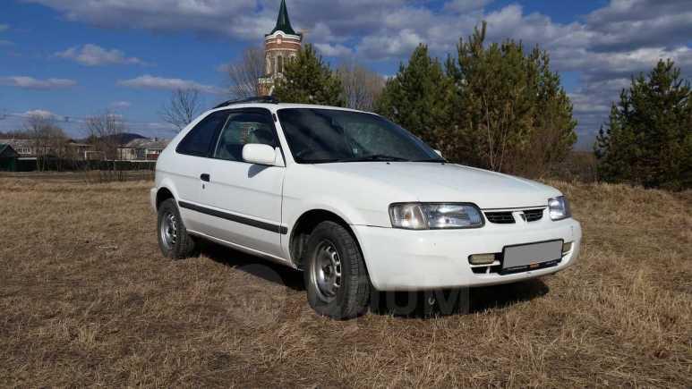 Toyota Corsa, 1999 год, 90 000 руб.