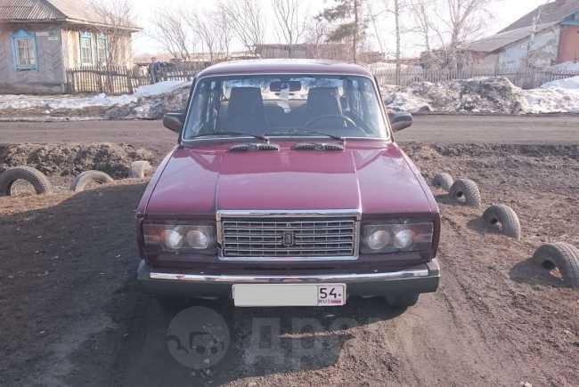 Лада 2107, 2006 год, 70 000 руб.