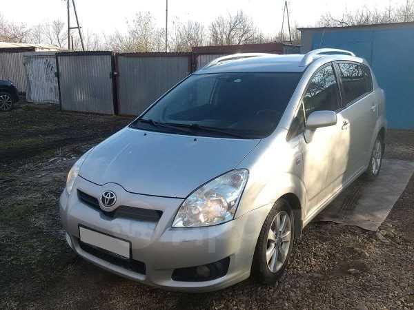 Toyota Verso, 2008 год, 495 000 руб.