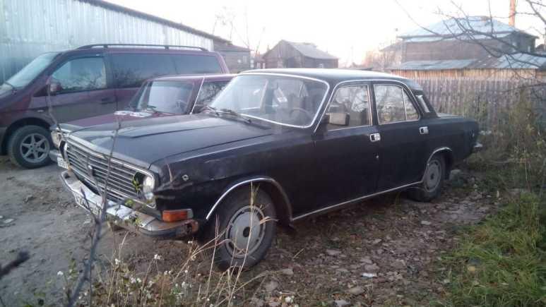 ГАЗ 24 Волга, 1989 год, 45 000 руб.