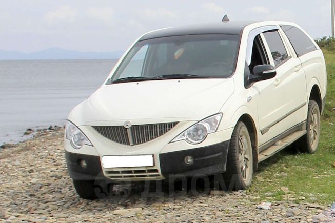 SsangYong Actyon Sports, 2011 год, 500 000 руб.