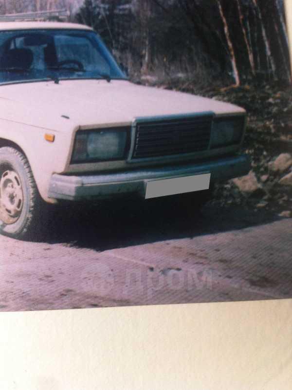 Лада 2107, 1987 год, 70 000 руб.