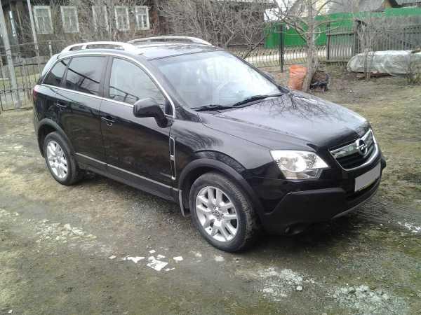 Opel Antara, 2011 год, 740 000 руб.