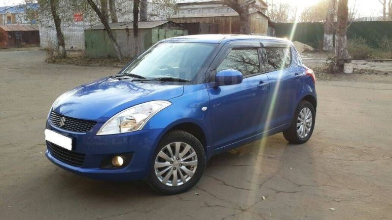 Suzuki Swift, 2011 год, 495 000 руб.