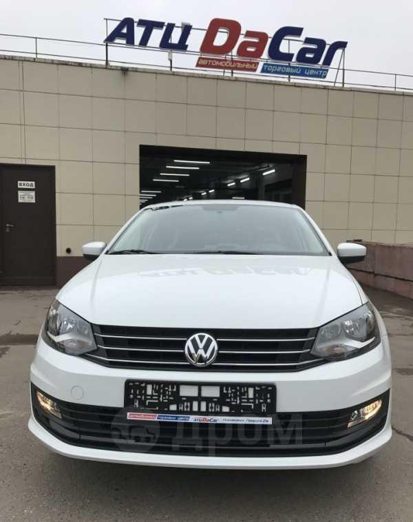Volkswagen Polo, 2017 год, 699 900 руб.