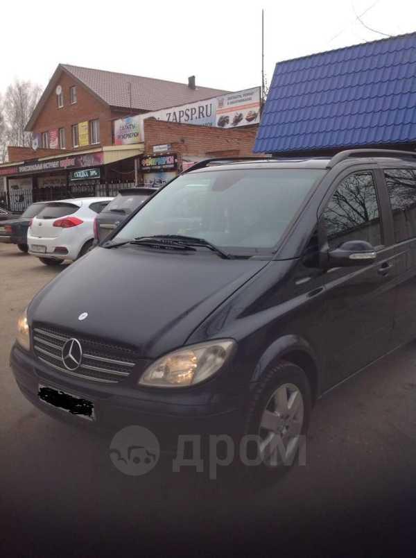 Mercedes-Benz Viano, 2005 год, 650 000 руб.