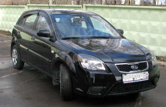 Kia Rio, 2010 год, 370 000 руб.