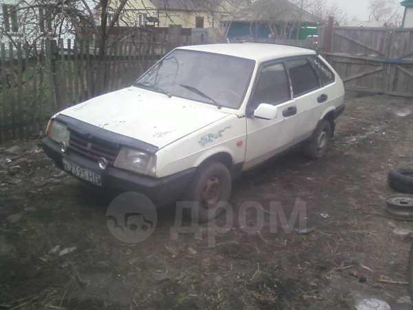 Лада 2109, 1992 год, 11 000 руб.