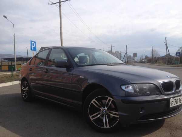 BMW 3-Series, 2002 год, 349 000 руб.