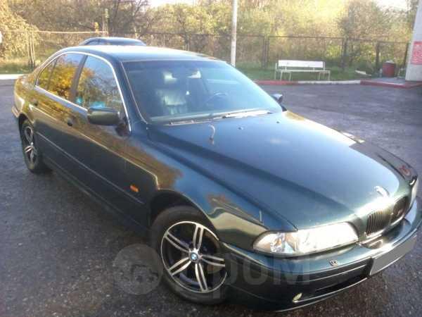 BMW 5-Series, 2001 год, 350 000 руб.