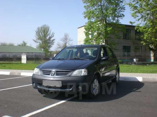 Renault Logan, 2007 год, 245 000 руб.