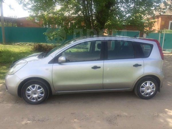 Nissan Note, 2006 год, 229 000 руб.