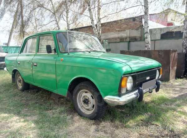 Москвич 412, 1992 год, 17 000 руб.