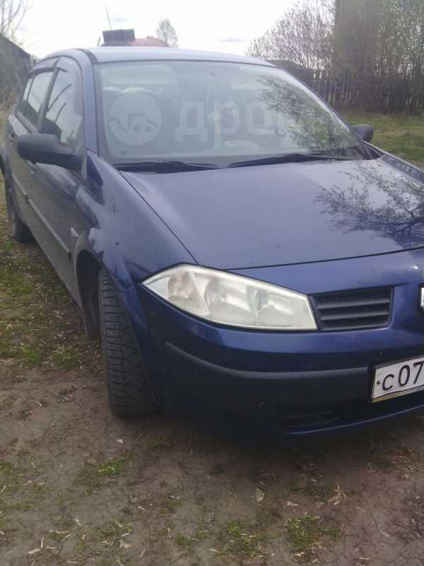 Renault Megane, 2004 год, 220 000 руб.