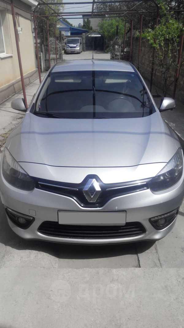 Renault Fluence, 2013 год, 620 000 руб.