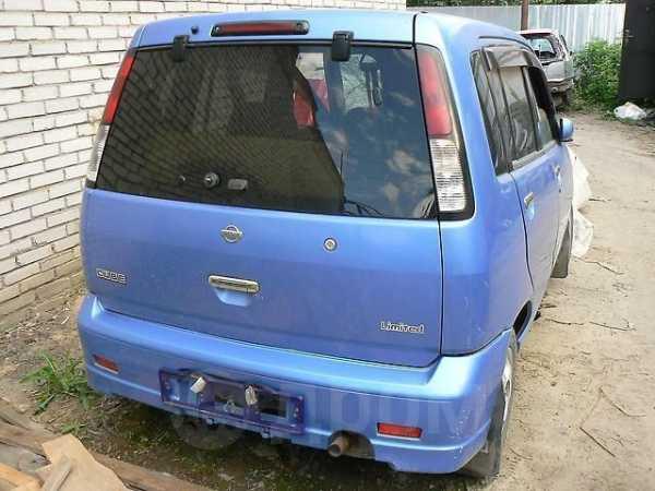 Nissan Cube, 2000 год, 375 000 руб.