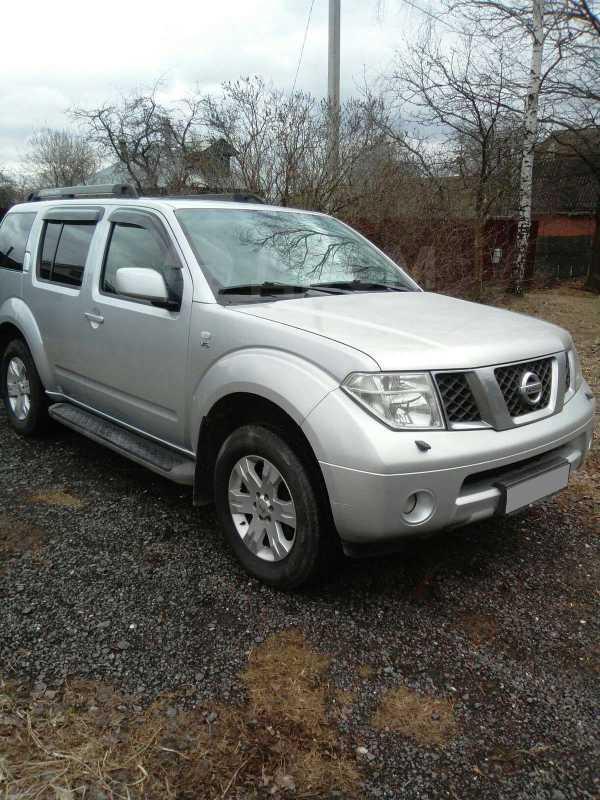 Nissan Pathfinder, 2006 год, 550 000 руб.