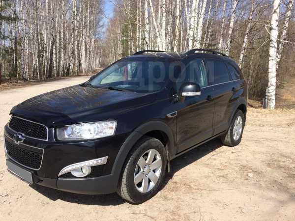 Chevrolet Captiva, 2012 год, 835 000 руб.
