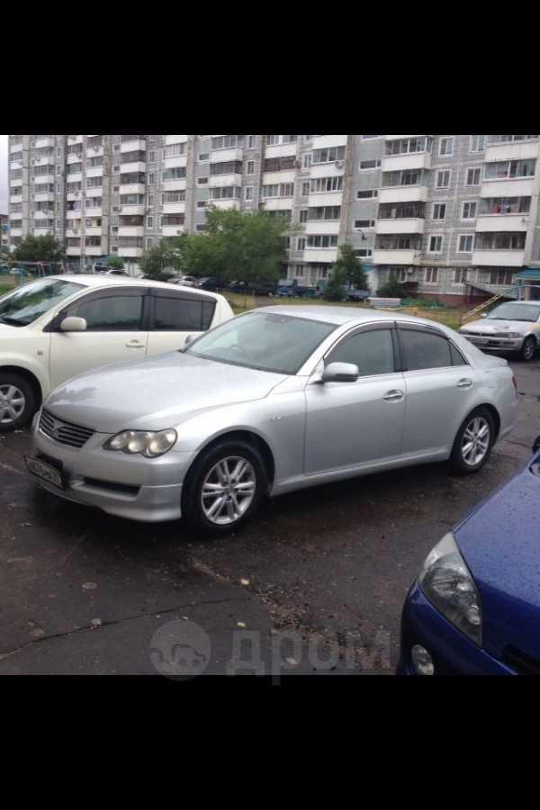Toyota Mark X, 2006 год, 550 000 руб.